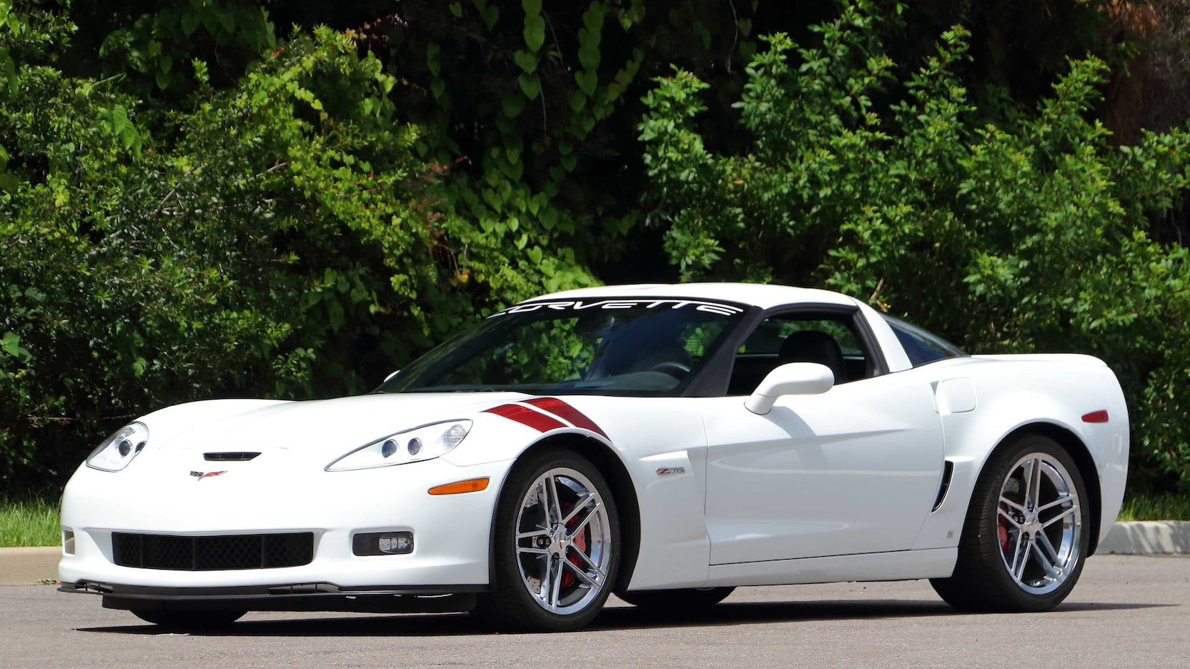 2007 Corvette Ron Fellows Edition VIN