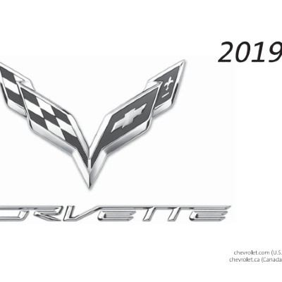 2019 Corvette Owners Manual