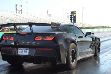 The AMP Corvette ZR1