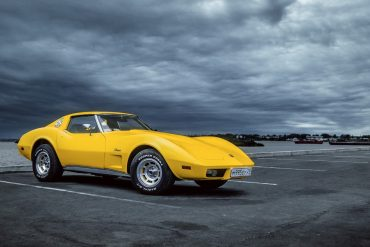 C3 Corvette VIN Numbers