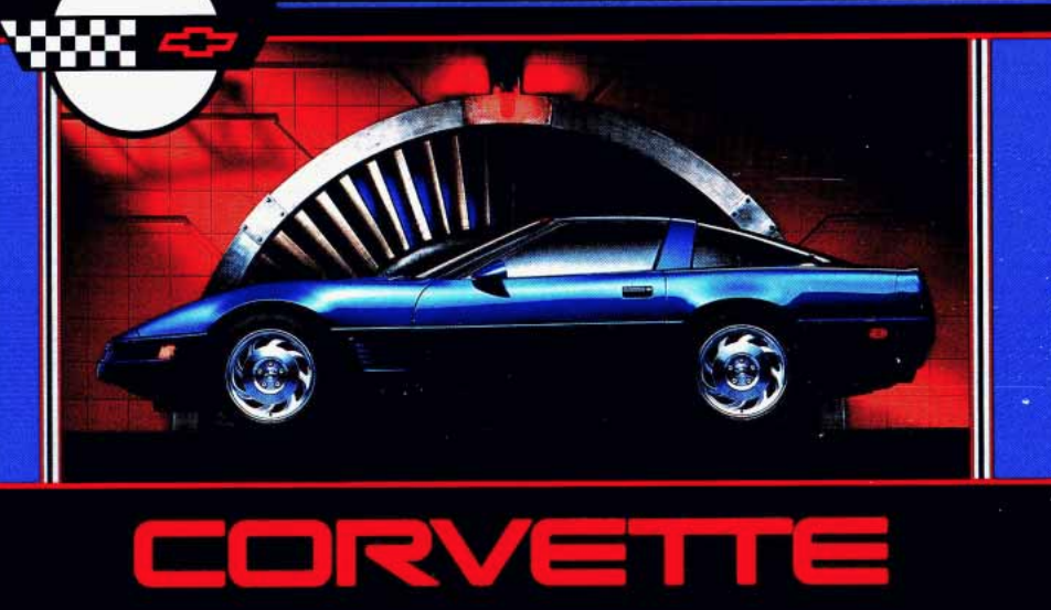 C4 Corvette Owners Manuals
