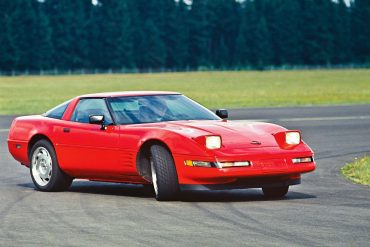 C4 Corvette VIN Decoder