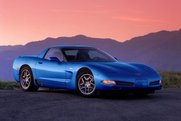 C5 Corvette Build Dates & Production Figures