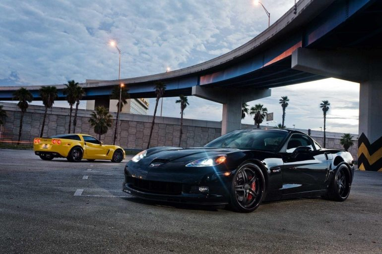C6 Corvette Build Dates & Production Figures
