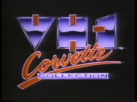 VH1 Corvette Collection Sweepstakes Ad.