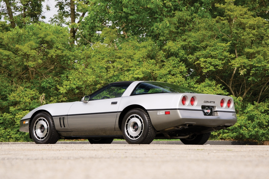 1984 Corvette Coupe