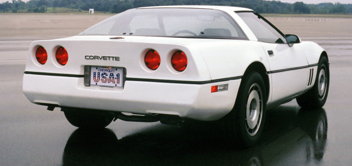 When introduced in 1984, the C4 Corvette was celebrated for its cutting-edge technology, its futuristic design and its focus on handling and drivability.