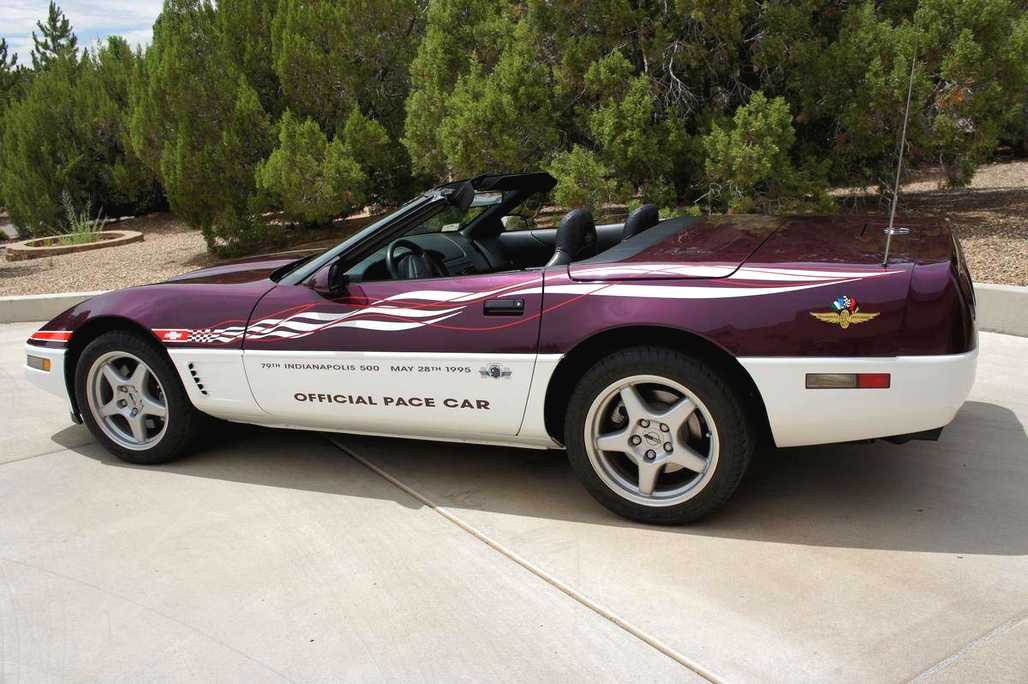 1995 Corvette Pace Car Convertible