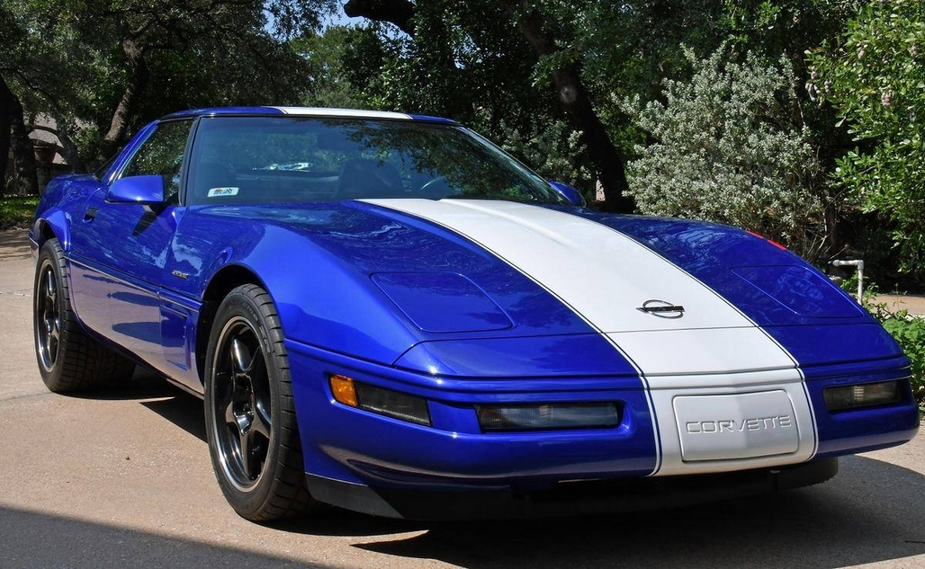 1996 Corvette Grand Sport Coupe