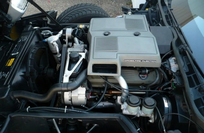 The L83 Engine was used in the 1984 Corvette.