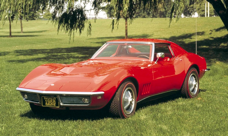 1968 Corvette