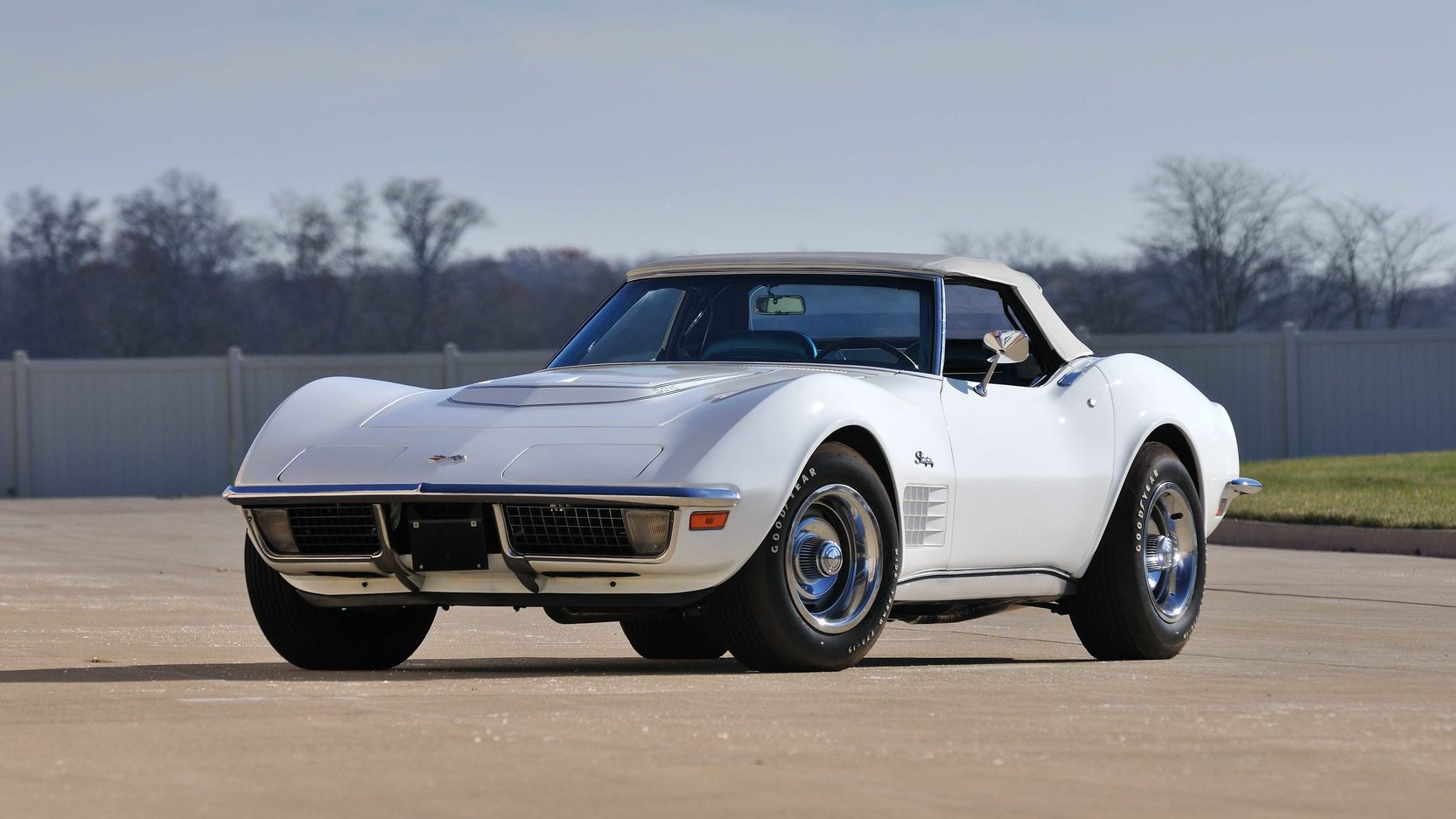 The 1970 Corvette ZR-1