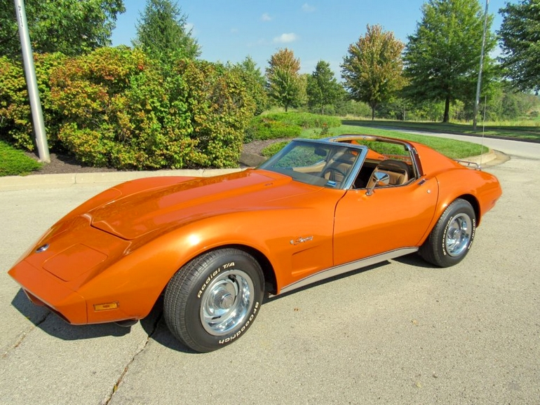 1974 Corvette Coupe