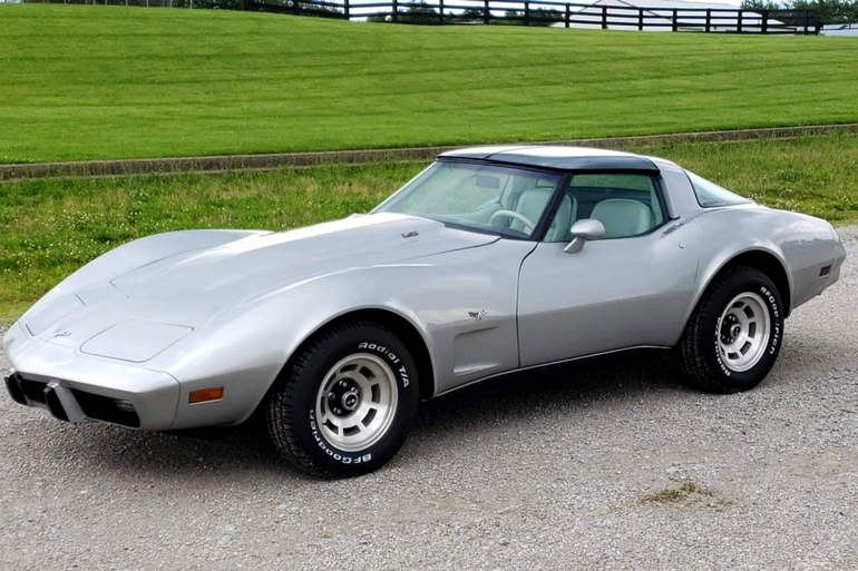 1979 Corvette Coupe