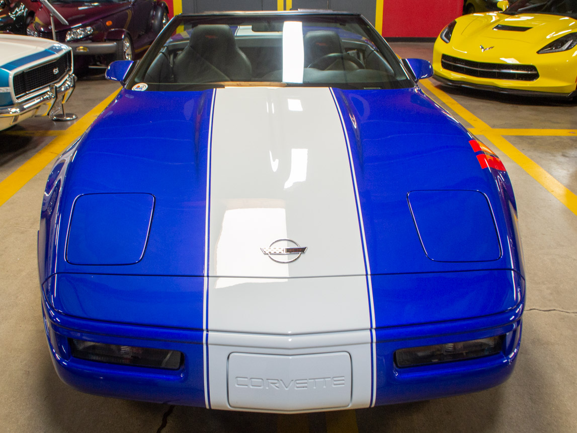 This car is a true beauty and definitely a worthwhile investment for anyone looking for a rare/unique Corvette and/or another Corvette to add to a personal collection.