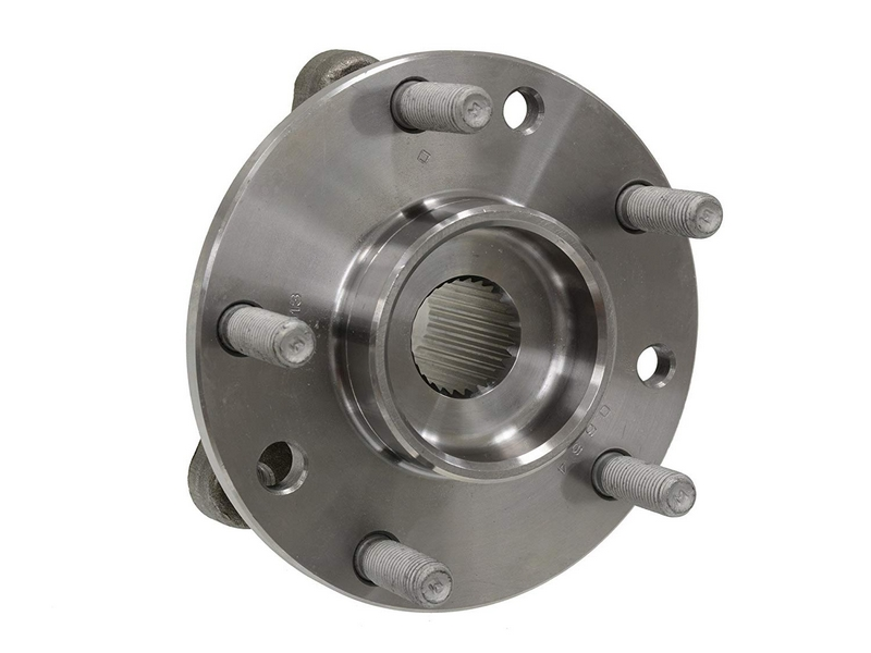Rear-wheel hub assembly from a 1984-1996 Corvette.