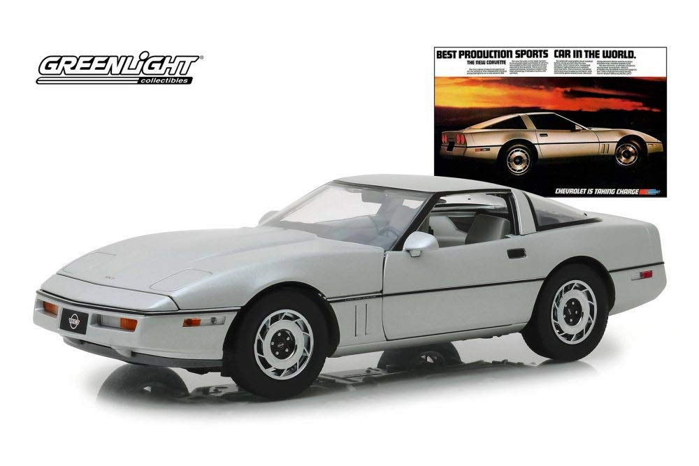 Greenlight Collectibles C4 diecast