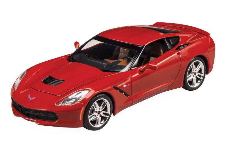 Revell Corvette C7 Stingray kit