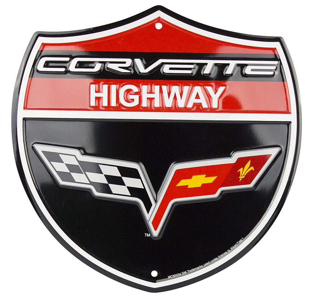 Corvette Highway route 66 style