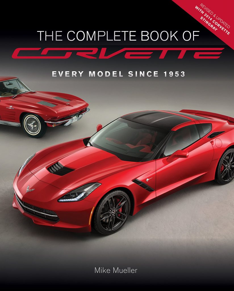 The Complete Book of Corvette updated 2019