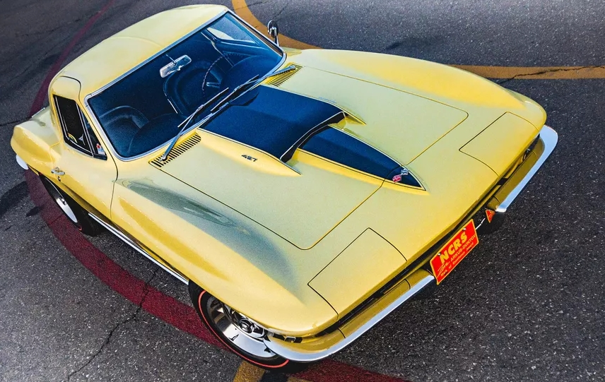 This numbers-matching, fully-restored 1967 L88 Corvette Coupe is truly a one-of-a-kind collector's Corvette.