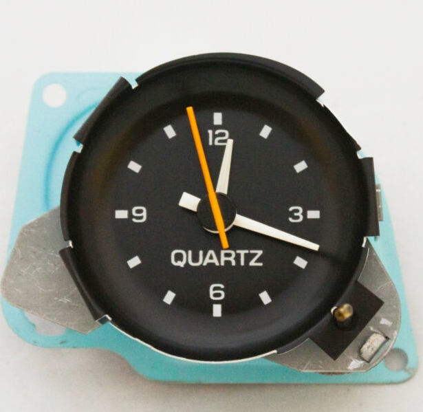 C3 Corvette Buyers Guide - Quartz Clock from 1982 Corvette