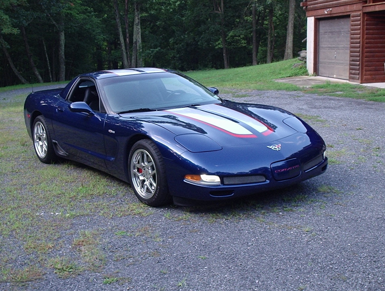 2004 Commemorative Edition Corvette Z06 for sale