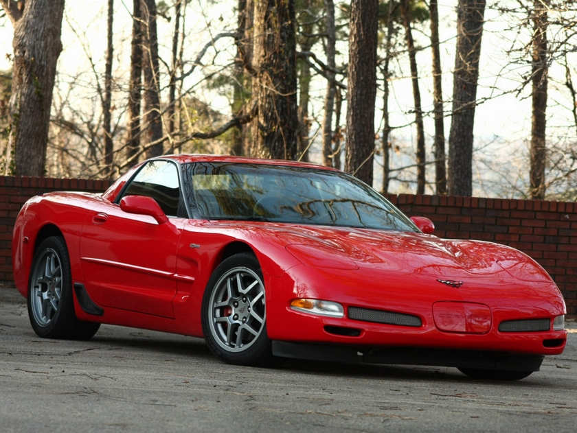The 2004 Corvette Z06