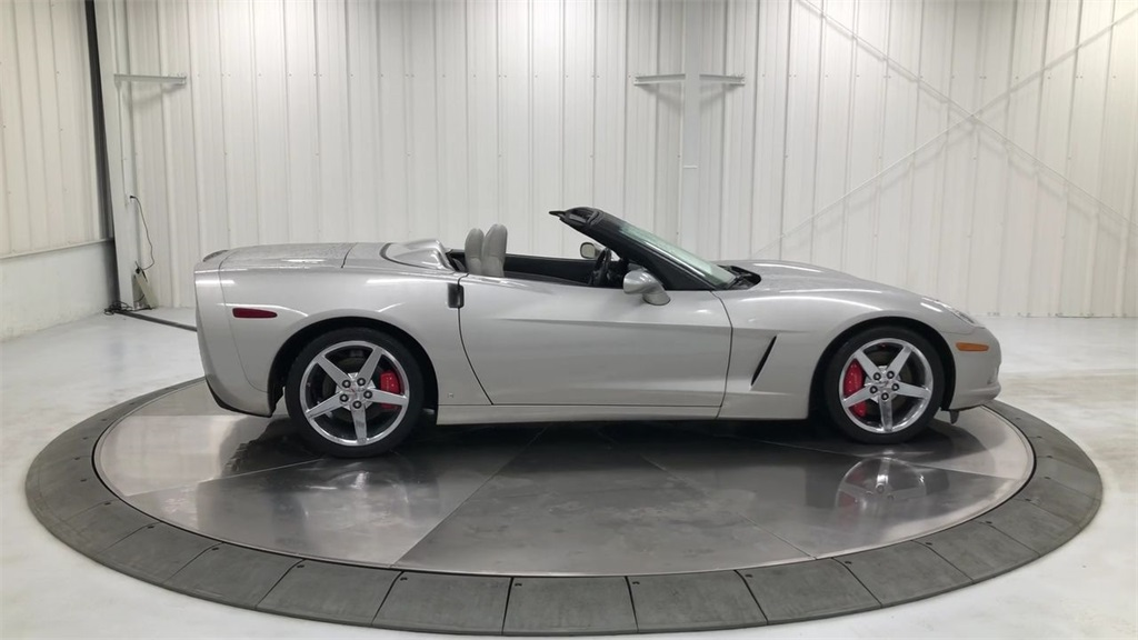 FOR SALE: A 2007 Corvette Convertible