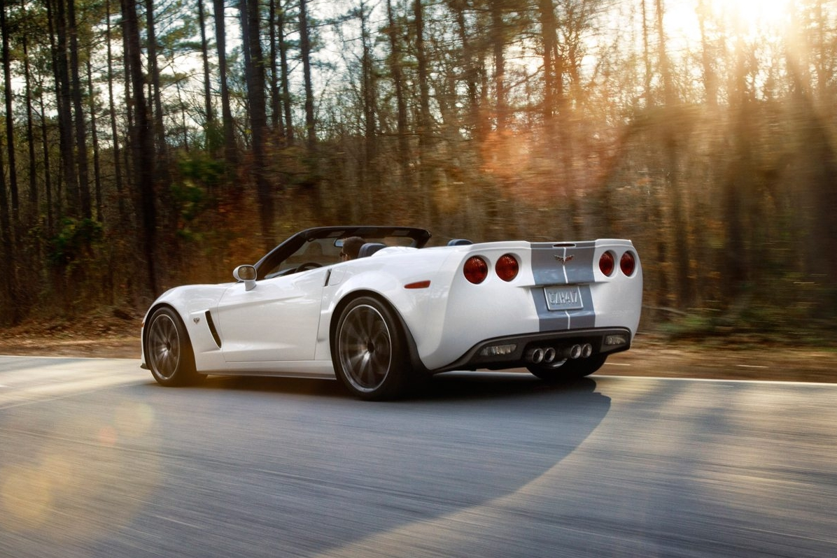 The 2013 Corvette 427 Convertible