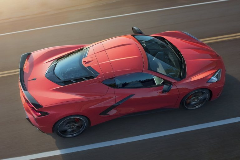 The 2020 Mid-Engine Corvette