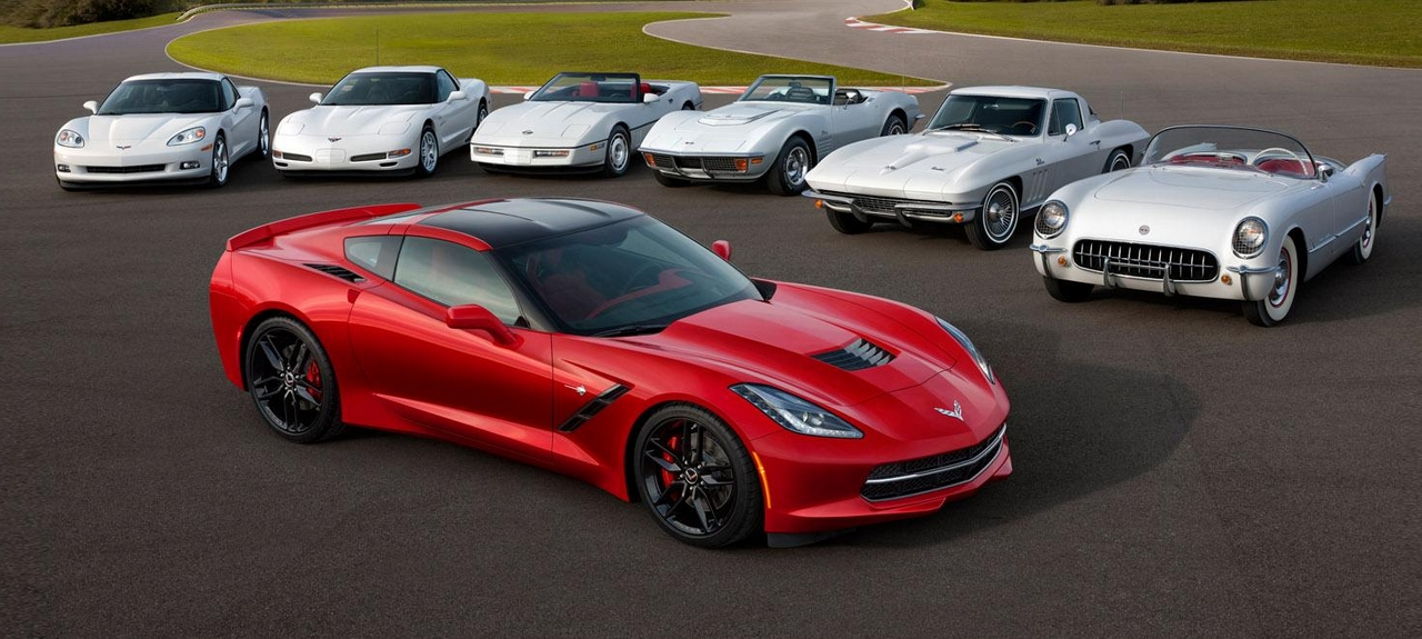 "Everyone has their own opinion as to which Corvette is the ""Greatest Of All Time"" but for us, we believe it to be the seventh-generation Corvette Stingray."