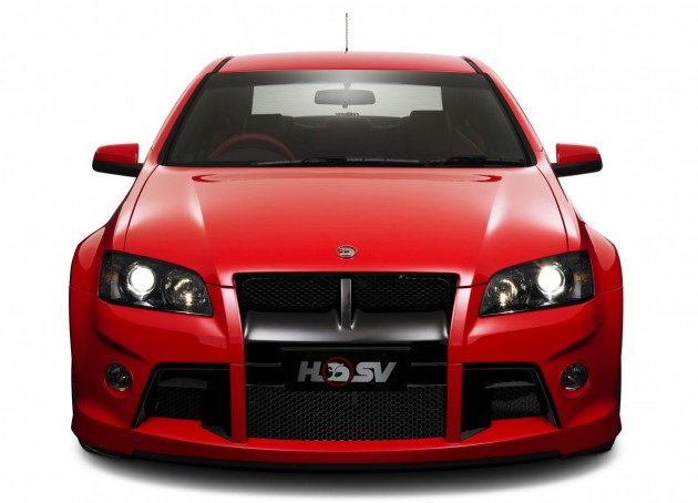 The HSV W427 Coupe.
