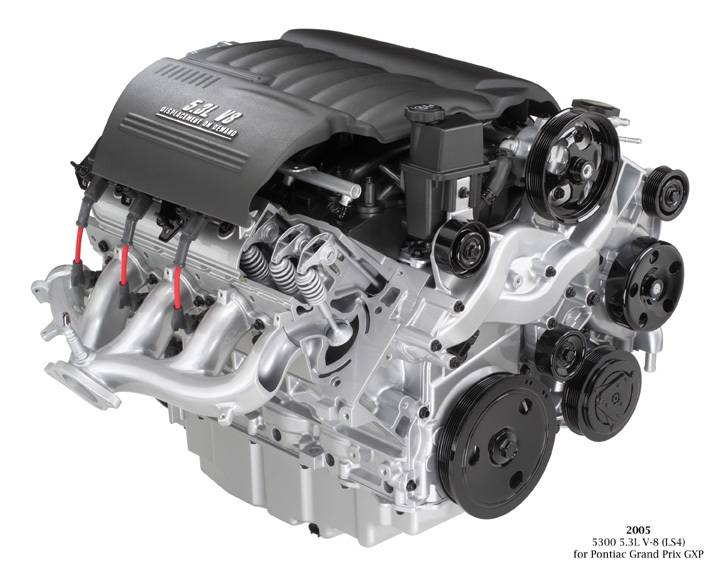 LS4 Crate Engine