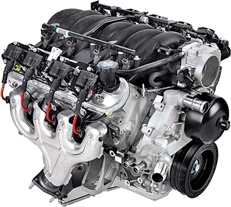 LS6 Crate Engine