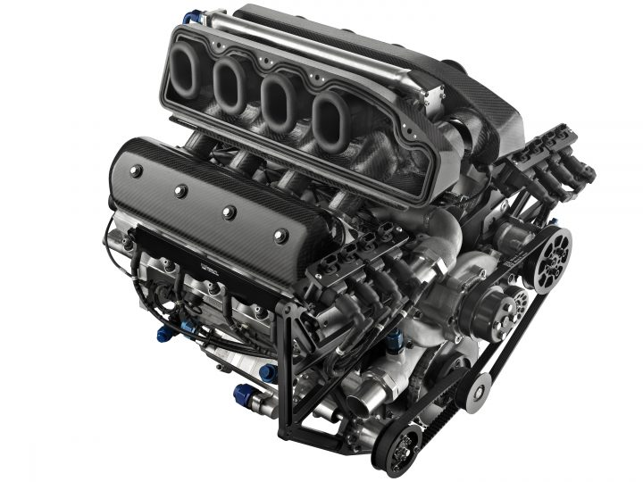 The LS7.R Engine