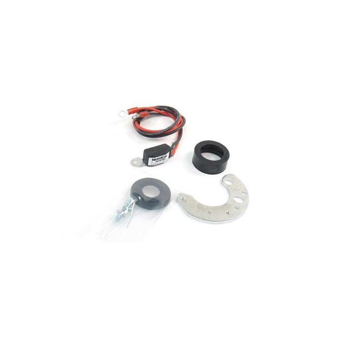 56-61 2x4 Dual Points Distributor Ignitor Ignition Kit