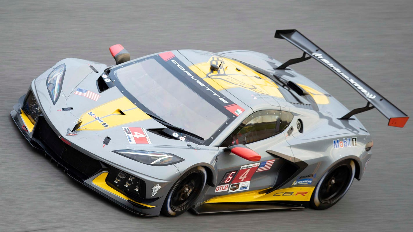 The No. 4 Corvette will be piloted this season by teammates Tommy Milner and Oliver Gavin with Marcel Fassler joining them for the Rolex 34 at Daytona