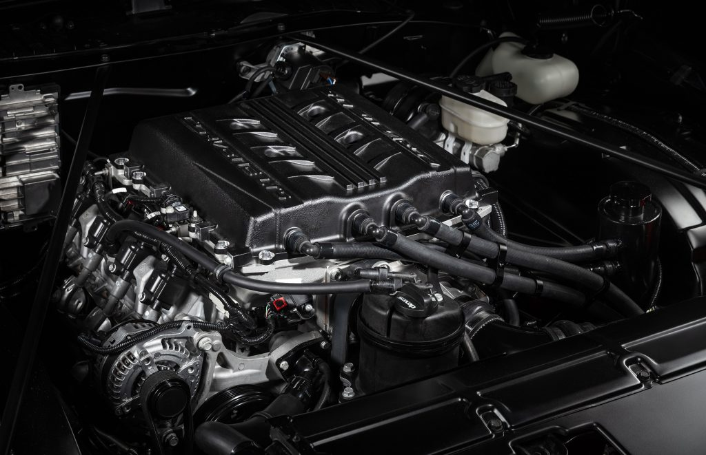 LT5 supercharged V8