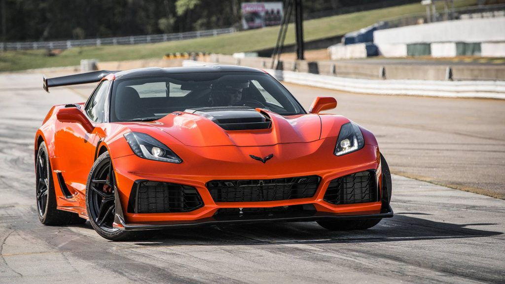 Corvette C7 ZR1 Track Pack