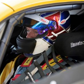 Jan Magnussen in the #63 Corvette C8.R