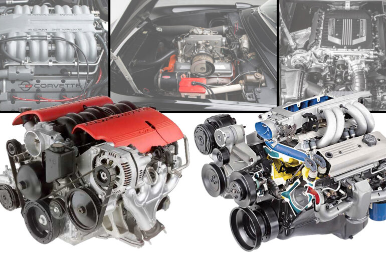 best corvette engines