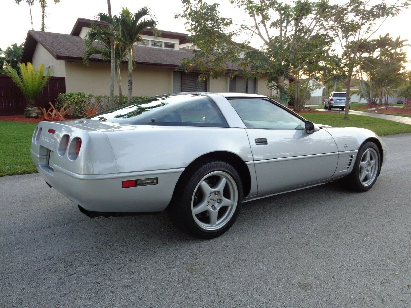 This 1996 Collectors Edition Corvette Convertible is currently for sale on Ebay!