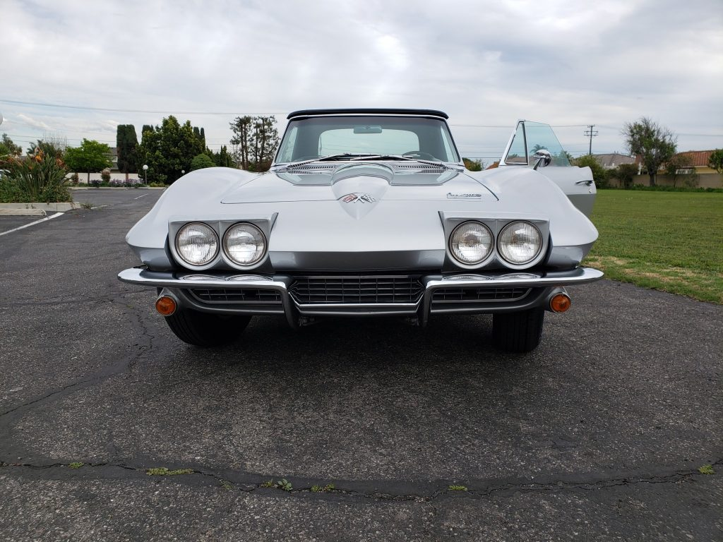 For Sale: 1966 Corvette Convertible