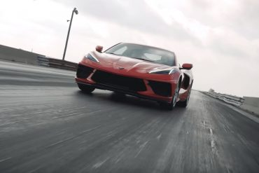 John Hennessey Takes His Twin Turbo C8 For A Test Drive