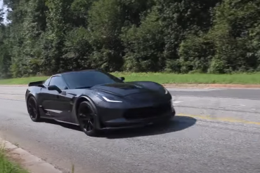 VIDEO: Insane Supercharged C7 Corvette