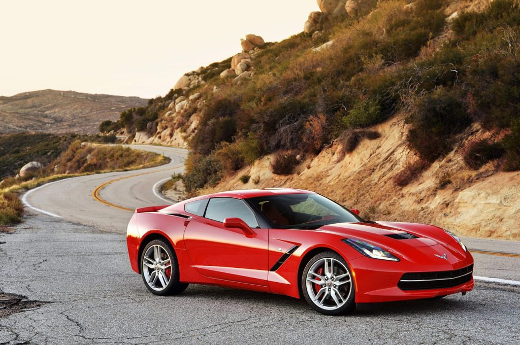 2016 Corvette C7 Stingray