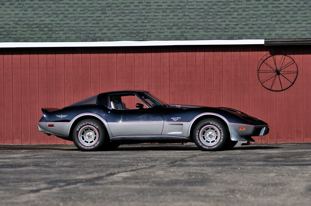 1978 Corvette Pace Car Edition