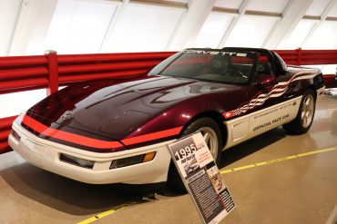 1995 Corvette Pace Car with LT1 Engine