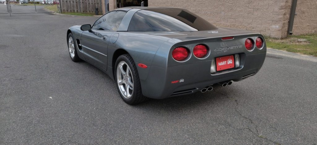2003 Corvette Coupe for sale.